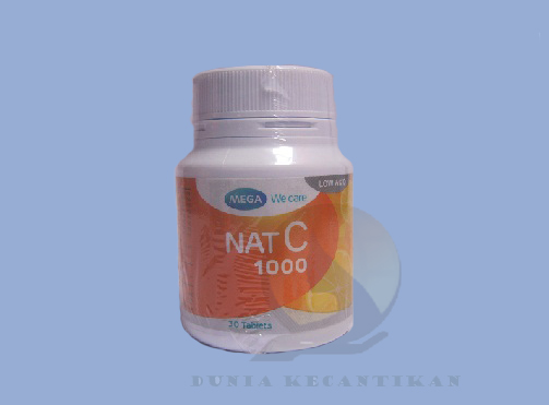 Vitamin c 1000mg Nat c