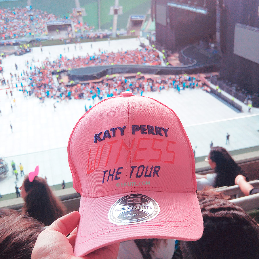 #EuFui Show: Witness The Tour - Katy Perry
