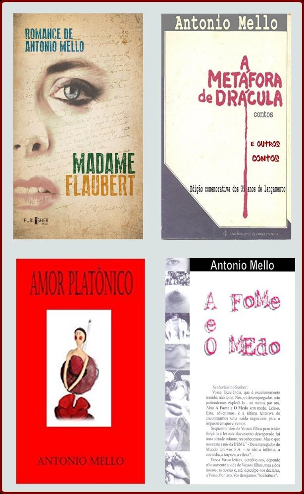 livros do Mello