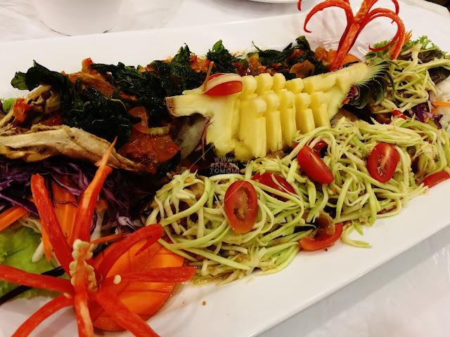 Kaisar Thai Restaurant - Shellout & Masakan Dari Thailand Yang Wajib Anda Cuba
