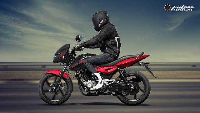 Bajaj Pulsar 150 sport bike