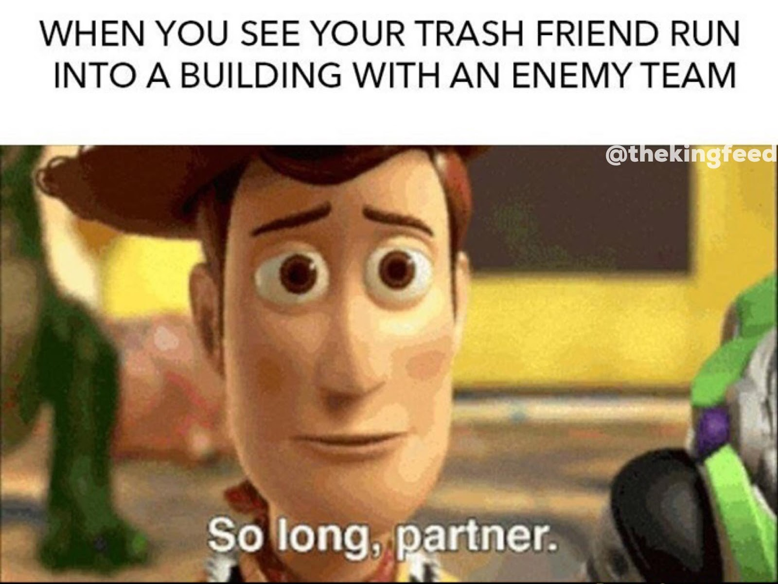 7 Hilarious Toy Story Memes That Will Make You Lol King Feed