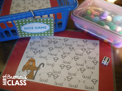 Fun math centers your Kindergarten students will love!