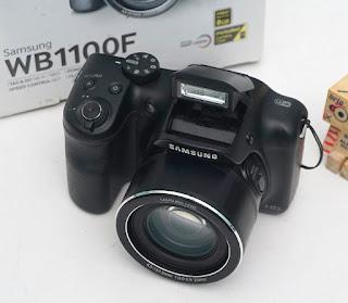 Samsung WB1100F Wi-fi , Smart Camera