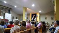 Misioneros, Domund, Vigilia de la Luz
