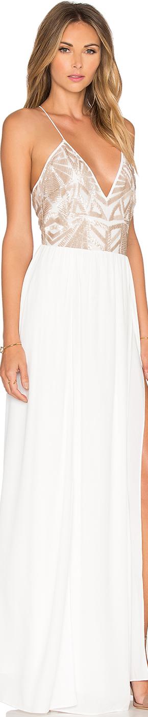 Saylor Peyton Maxi Dress
