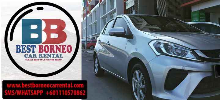 Best Borneo Car Rental  - Servis Sewa Kenderaan Terbaik di Sabah