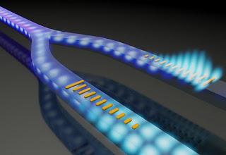 Прорыв в фотонике: новая технология управления светом в световоде