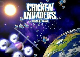 تحميل لعبة الفراخ 2 - تنزيل حرب الفراخ chicken invaders 2