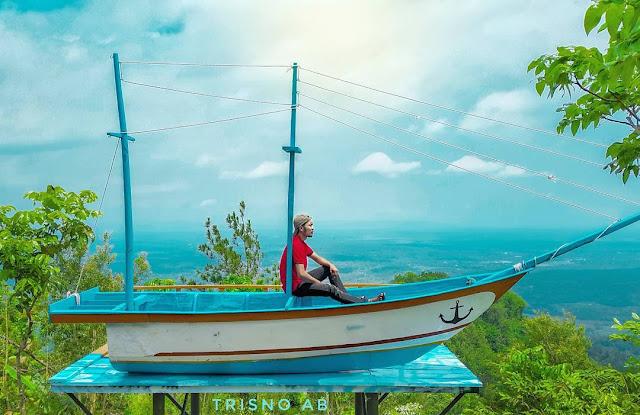 Puncak dipowono - Wisata alam jogja