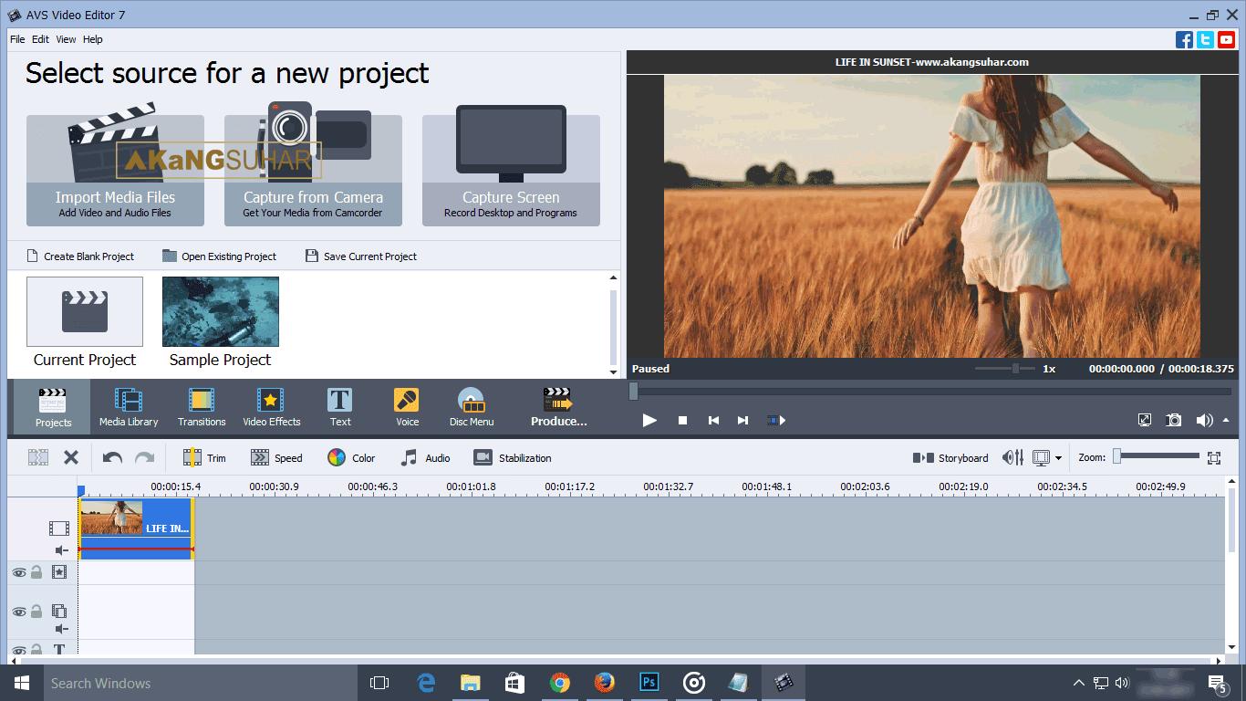 AVS Video Editor 7.4.1.281 Full Version