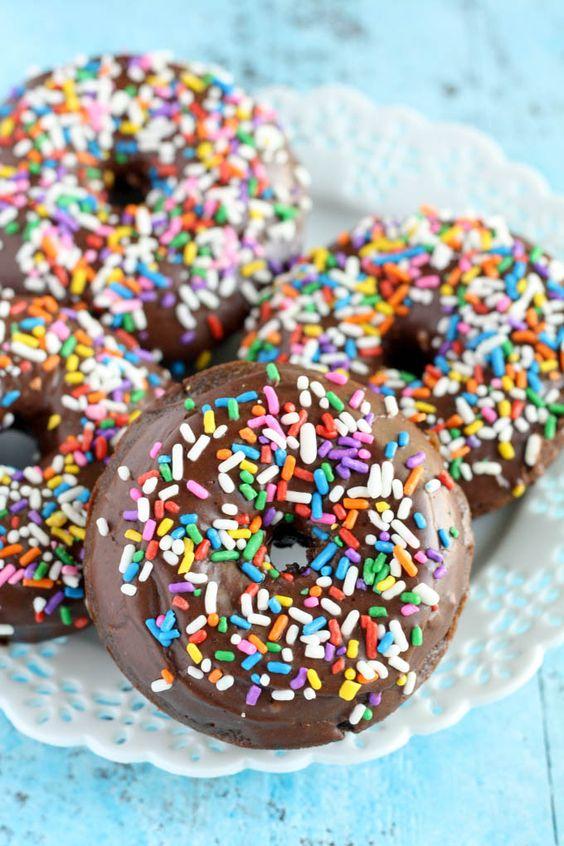 receta donuts