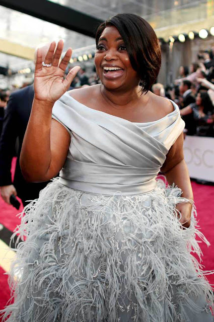 Octavia Spencer at 89th Annual Academy Awards