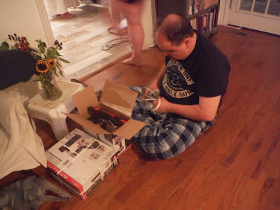 mr. cottage unboxing new power tools