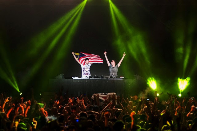 W&W - Star Arena