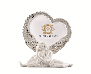 FRAZER AND HAWS - PHOTOFRAME CUPID RS 25500