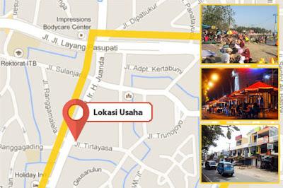 Masih Perlukah Lokasi Tempat Usaha yang Strategis di Era Online lisubisnis.com bisnis muslim