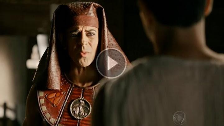 Assistir José do Egito Online 10/02/2016 Capítulo 23