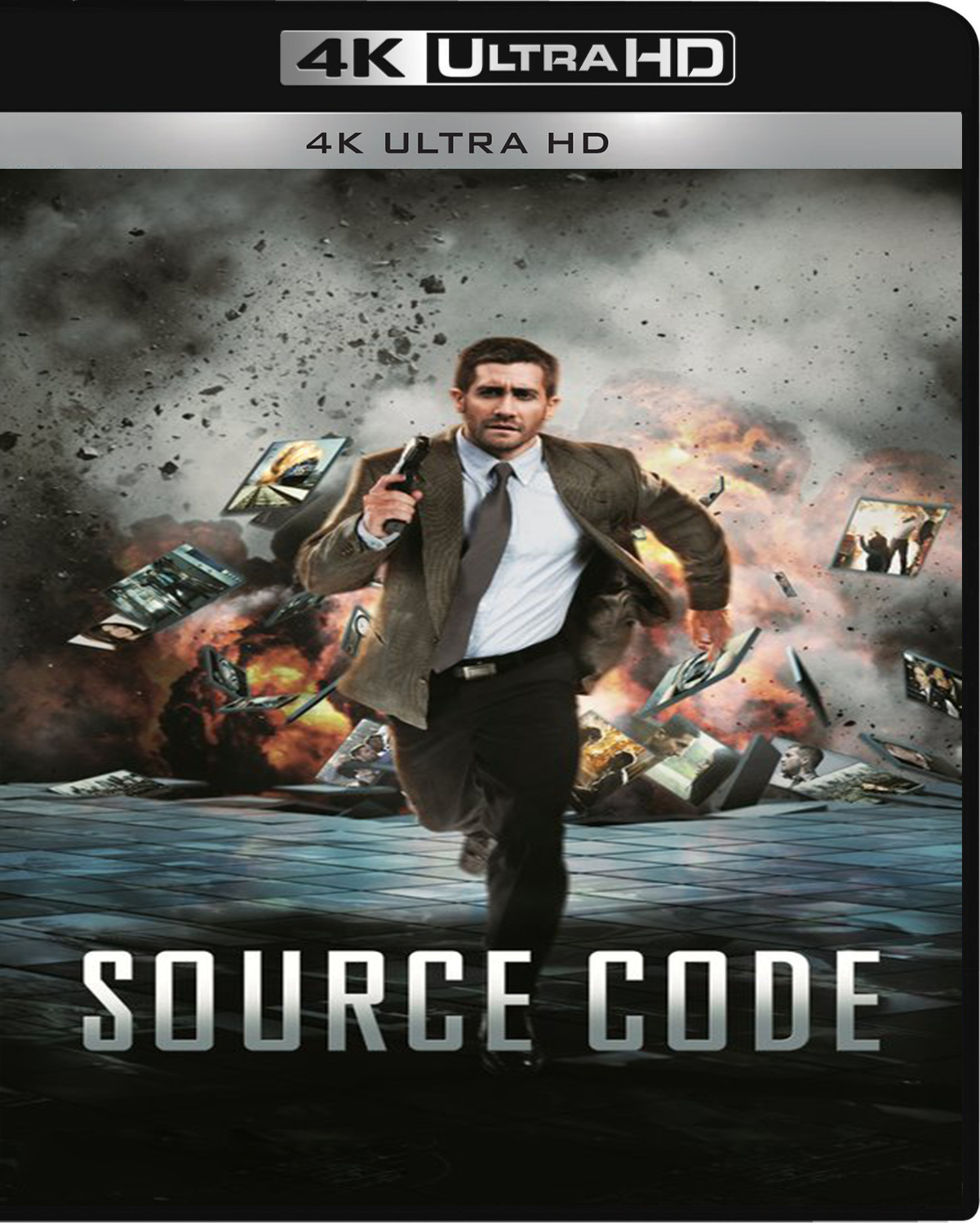 Source Code [2011] [UHD] [2160p] [Latino]