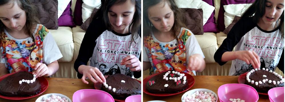 Cake Decorating Course Northumberland : Northumberland Mam: Decorating cakes with Cake Angels ...