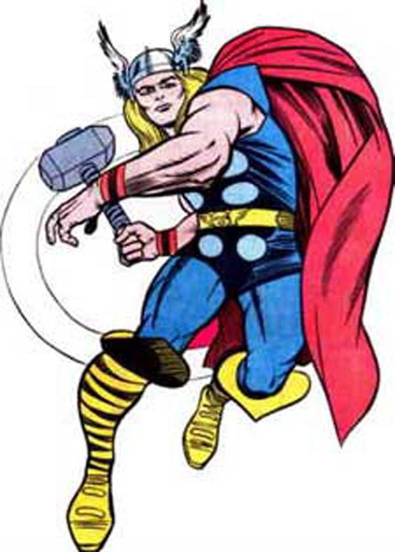 Falcón Voy Hoy Es El Día De Thor