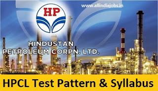 HPCL Test Pattern