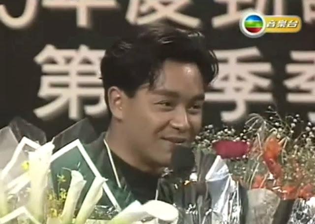 come back to love: 張國榮 - 側面 (1989年勁歌金曲第一季季選)