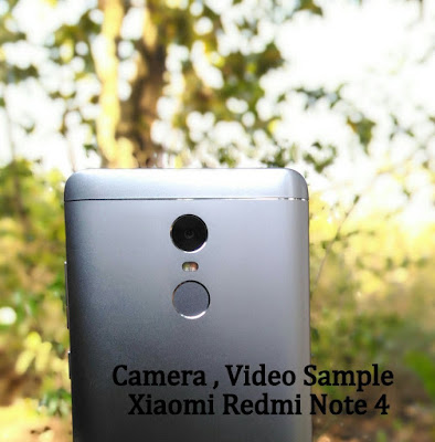 Xiaomi Redmi Note 4 Camera Samples