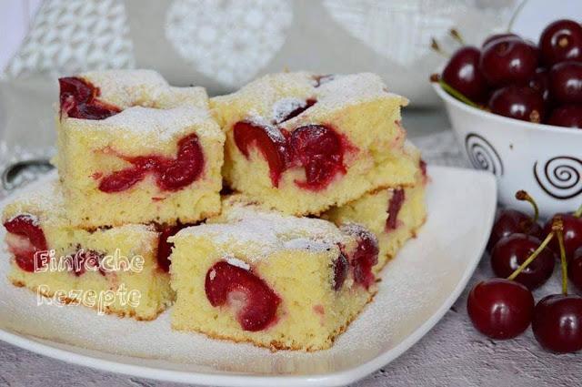Beste Rezeptesammlung: Obstkuchen Aus Omas Küche