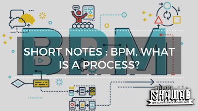 Short Notes : BPM, What is a process?