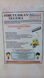 PT. Sumber Alfaria Trijaya (Alfamart) Batam