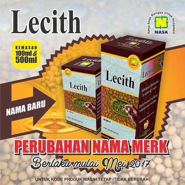 Natural LECHITIN - Suplemen Kesehatan Alami dari Kacang Kedelai
