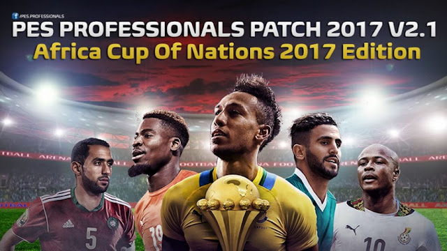 PES 2017 PC : Profesional Patch V2.1 Update