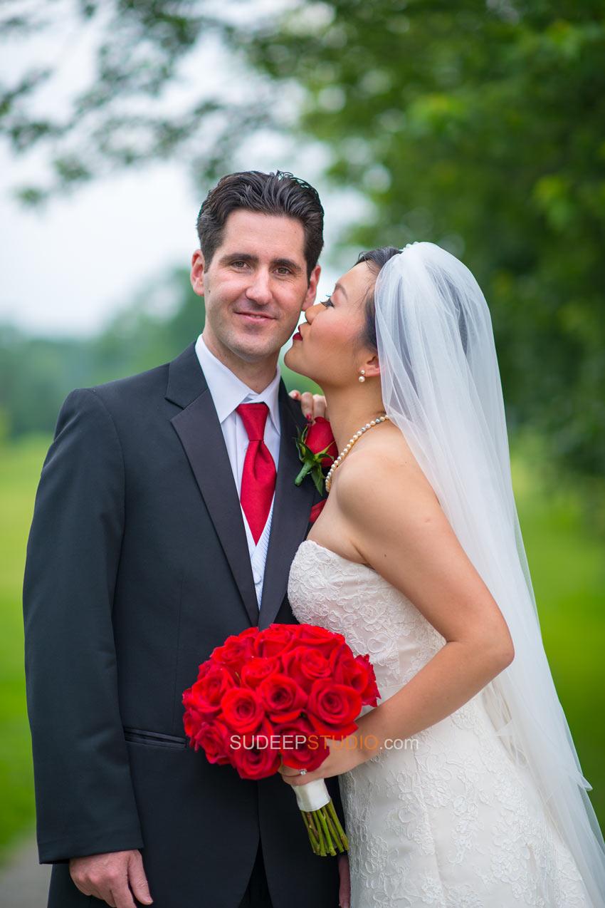 Ann Arbor Matthaei Botanical Gardens Wedding - Sudeep Studio.com