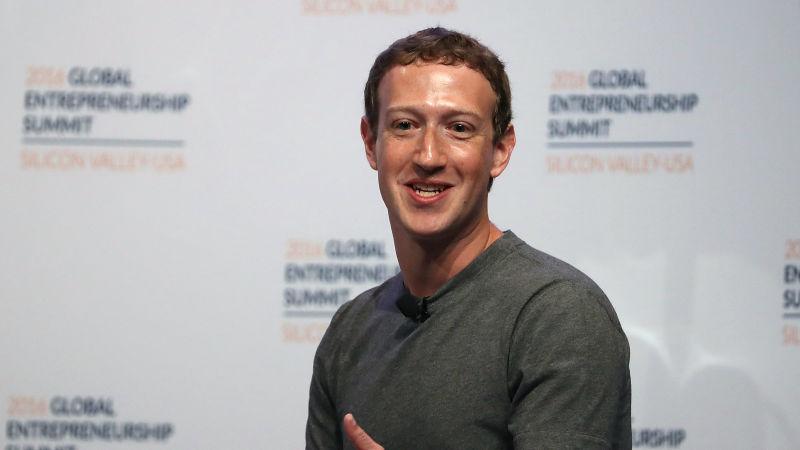 #FACT : You Can't Block Mark Zuckerberg On Facebook