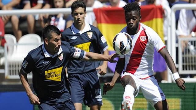 Rayo Vallecano vs Sevilla