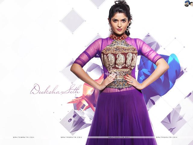 Deeksha Seth Images, Hot Photos & HD Wallpapers