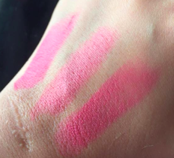 swatch l'Oréal Paris Pink Obsession