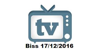 Bisskey 17 Desember 2016