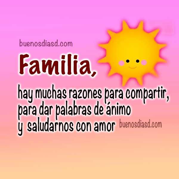Mensajes De Amor Para Mi Familia Www Imagenesmy Com