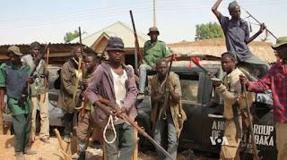 About 70 Boko Haram militants surrender in Nigeria