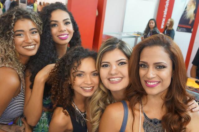 HAIR BRASIL 2016, ENCONTRINHO DE BLOGUEIRAS NA FELPS, TRANSFORMAÇÃO SALVATORE
