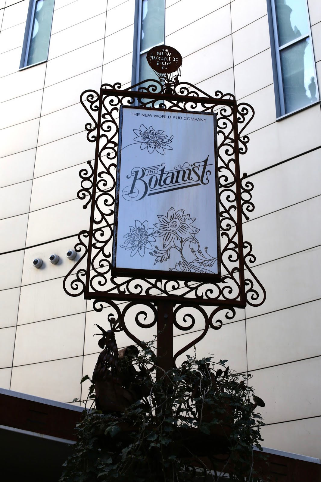 the botanist leeds