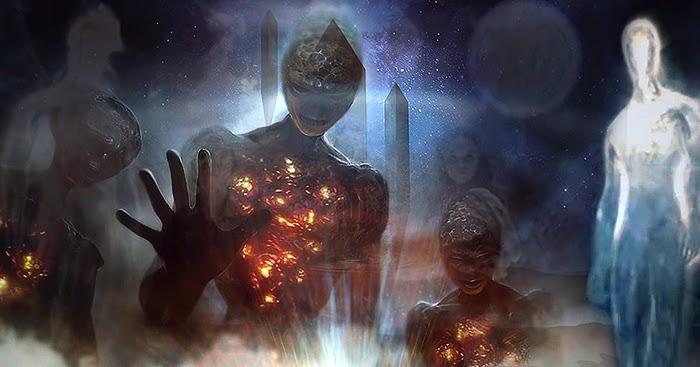 Image result for fotos seres extraterrestre de plasma