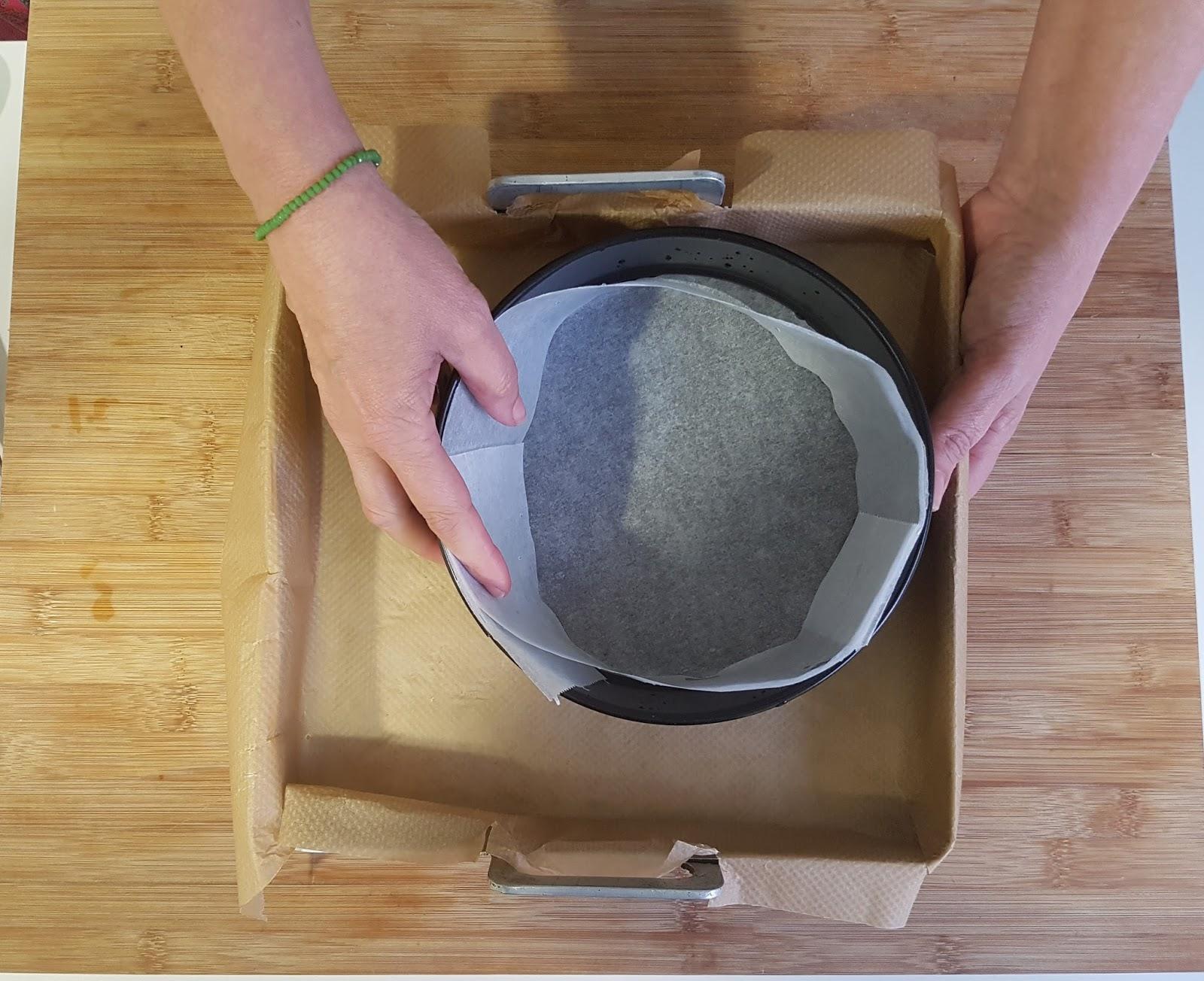 Coc korik forrar fuentes con papel las fuentes de horno - Fuentes para horno ...