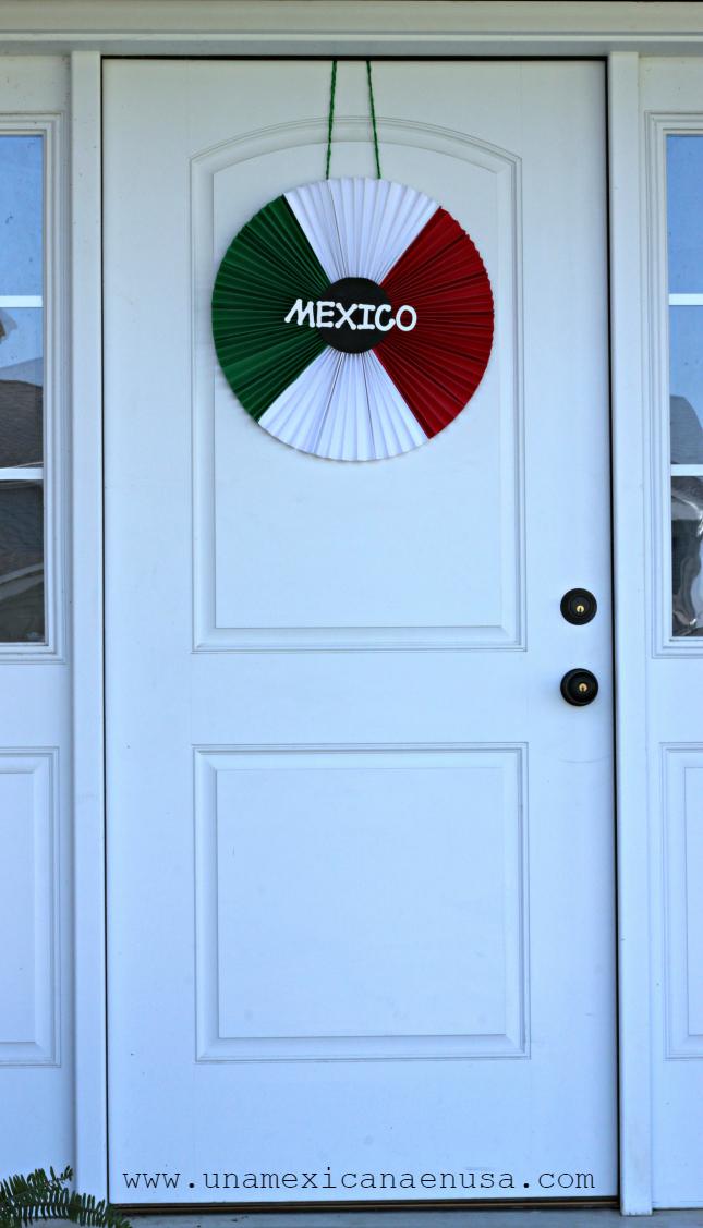Como Decorar Puertas De Navidad Con Papel