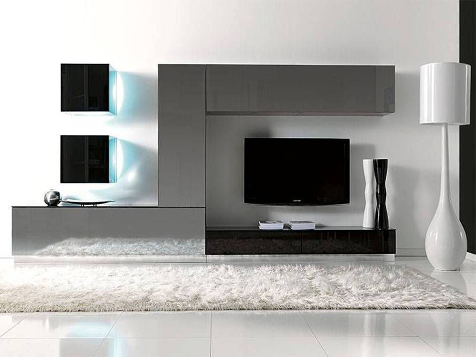 3d Wallpaper Designs For Hall Beautiful Tv Wall Units Furnish House Dwell Of Decor