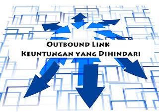 outbound link adalah keuntungan