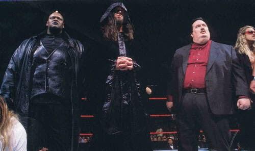Undertaker Legendary Streak #8 | (8-0) Mengatasi Pihak
