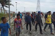 Bupati Kep. Selayar Kunjungi Warga Kepulauan Terdampak Gelombang Pasang